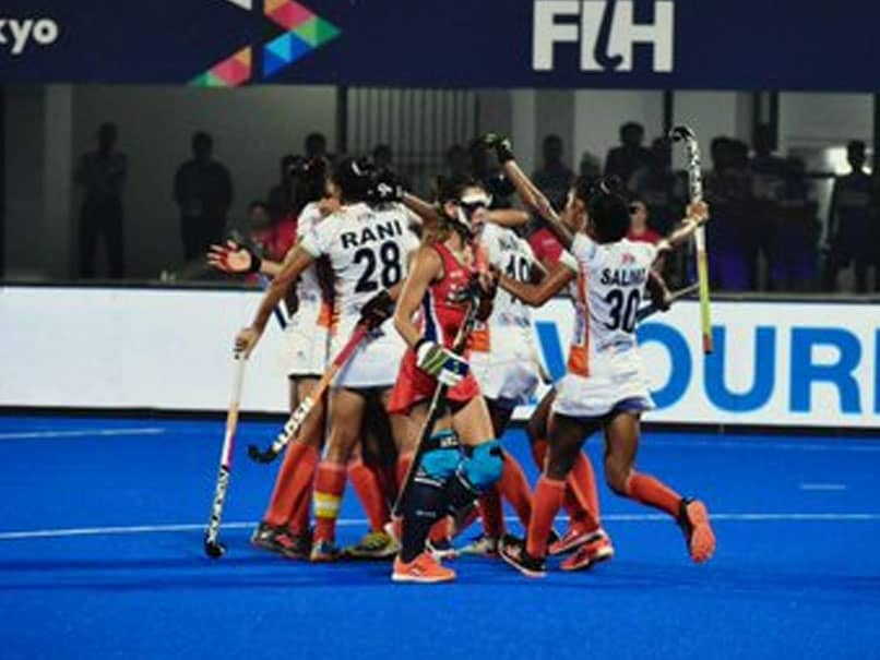 Fih Olympic Qualifiers: thats how India women crush to America by huge margin