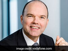 """""""Not Putting Any Additional Equity"""" In Vodafone Idea: Vodafone Group CEO Nick Read"""