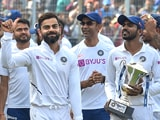 Video: India Annihilate Bangladesh In Tests And T20Is
