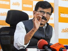 """Those Who Try..."": Sanjay Raut, In Hospital, Tweets Famous Hindi Poem"