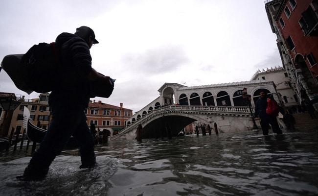 Venice Floods Threaten Priceless Art And History, Submerge 70% Of City