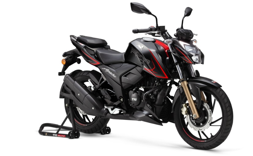 New TVS Apache RTR models get fuel-injected engines and new features