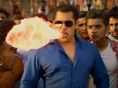 Salman Khan's <I>Dabangg 3</i> Song <i>Hud Hud Dabangg</i>: Fire-Breathing Chulbul Pandey Returns With New Hook-Step