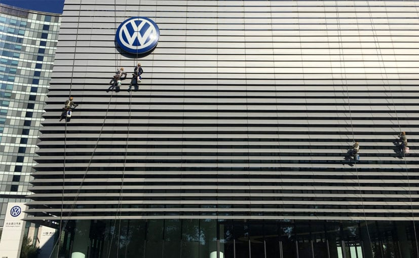 Volkswagen CEO Says SAIC VW Plant In Shanghai Starts Trial Production