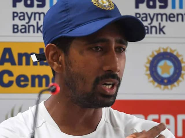 India vs Bangladesh: Wriddhiman Saha Says Pink Ball Is Not A Factor For In-Form Indian Pacers
