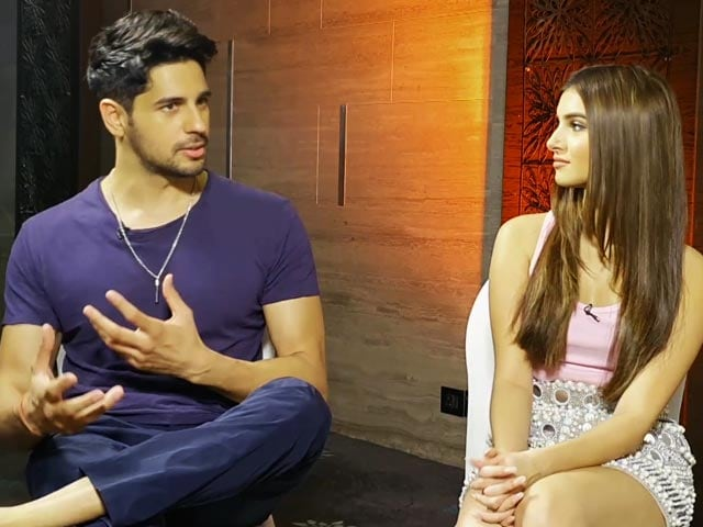Marjaavaan Is A Love Story At Heart: Sidharth Malhotra