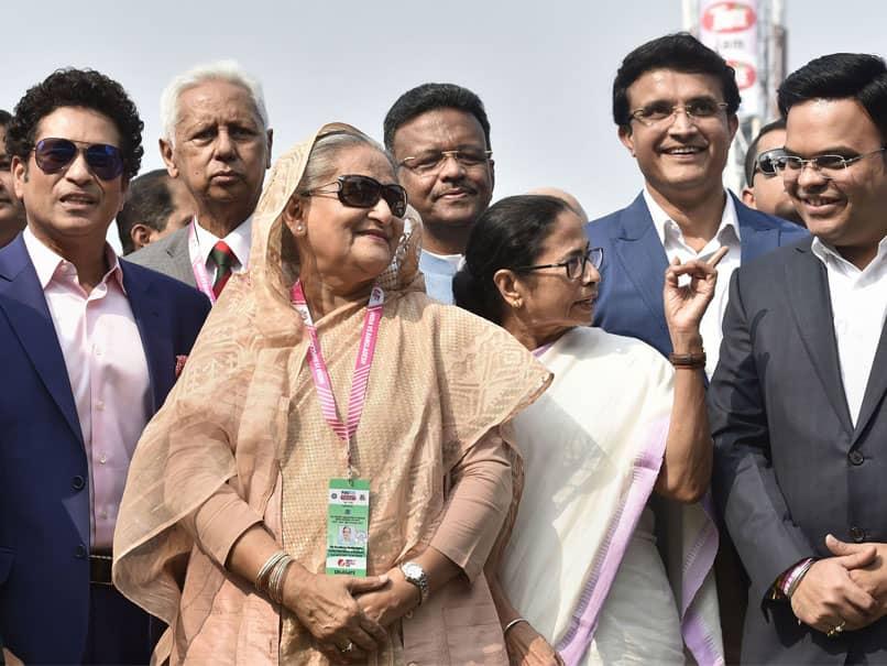 India vs Bangladesh, Day-Night Test: Mamata Banerjee, Sheikh Hasina Inaugurate Indias First Pink Ball Test