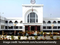 Tripura's Central University In Major Crisis As Vital Positions Remain Vacant