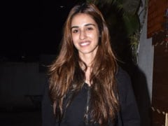 Disha Patani Proves That Baggy Track Pants Are The Best For Sundays