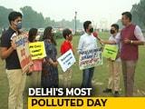Video: Delhi's Air Crisis: Students, Parents Speak Out