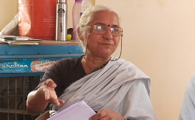 Medha Patkar Sees 'Conspiracy' Behind Passport Office's Show Cause Notice