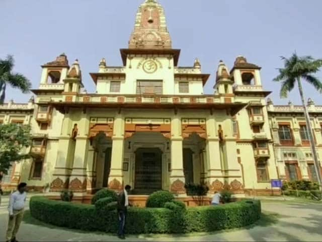 Video : BHU Protests Over Muslim Professor Continues: Faculty Involved?