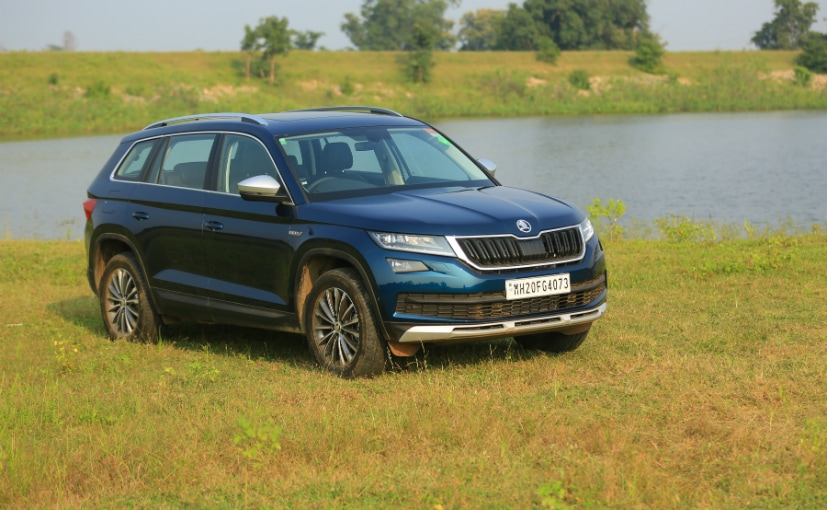 The Skoda Kodiaq Scout was launched in India in September 2019