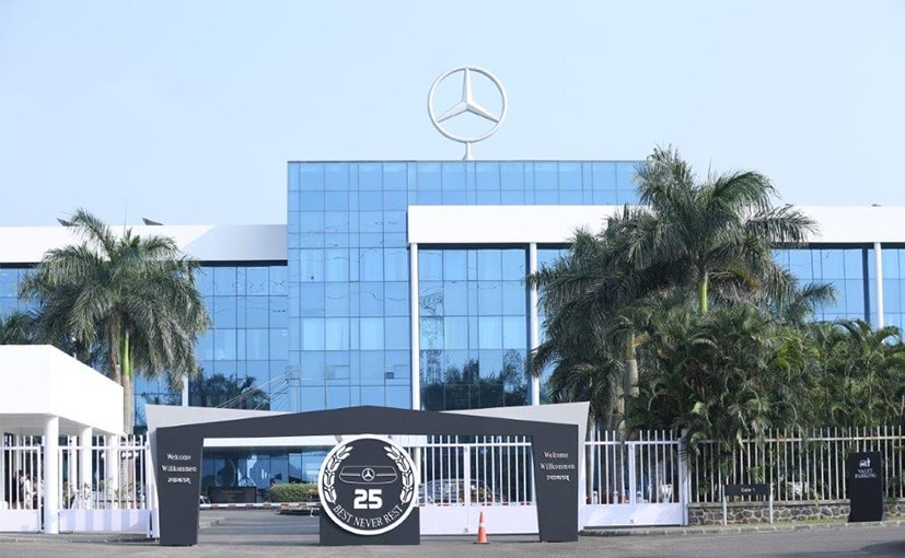 It was in 2009 that Mercedes-Benz set up its independent plant in Chakan, Pune