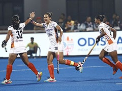 Hockey Olympic Qualifiers: India Women Thrash USA Women 5-1 In First Leg