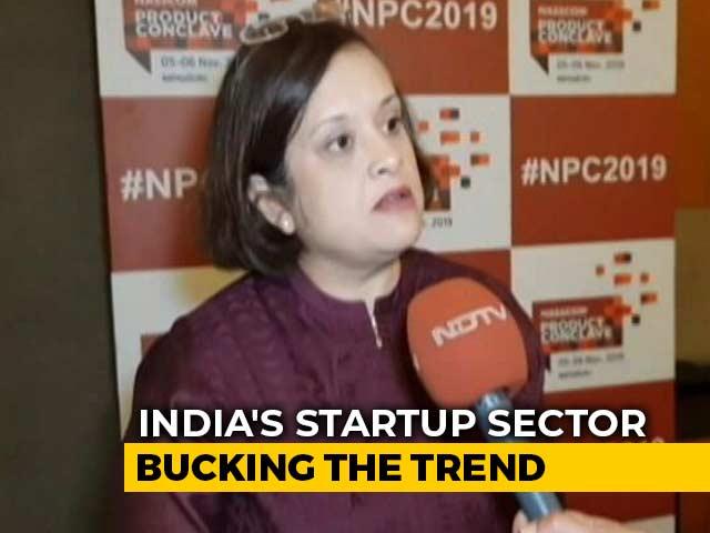 "Video : ""Indian Start-Up Ecosystem Is Positive,"" Says Nasscom"