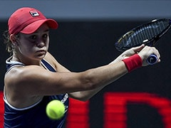 WTA Finals: Ashleigh Barty To Face Elina Svitolina In Title Decider