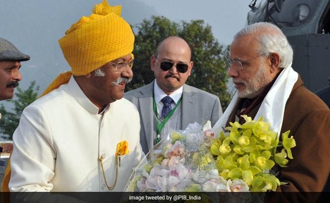 NCP's Shriniwas Patil Who Won Satara In Prestige Battle With BJP Sworn In