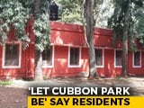 Video : Concern Over New Building Plan In Bengaluru's Cubbon Park