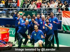 Davis Cup: Paes Betters Own World Record As India Crush Pakistan 4-0