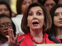 "Nancy Pelosi, Handed Note About Iran Attack, Told Democrats To ""Pray"""