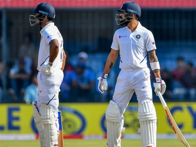 "India vs Bangladesh: ""Great To Have Someone Like Virat Who Can Motivate You"": Mayank Agarwal"