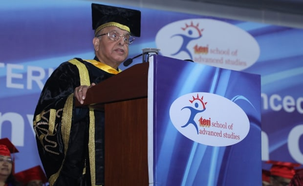 Liberal Education A Foundational Component In Higher Education: Dr K Kasturirangan
