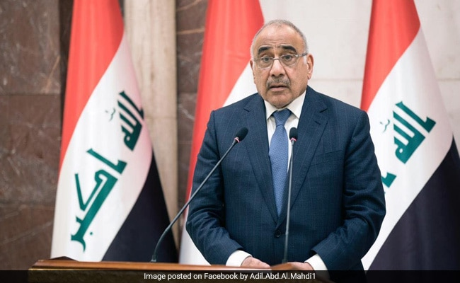 Iraq PM says he will step down