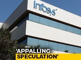 "Video : Infosys Condemns ""Mischievous Insinuations"" Made Against Co-Founders"