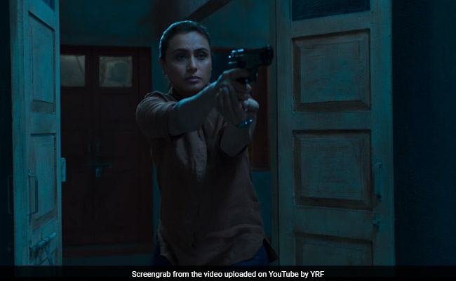 Rani Mukerji Is Back As Shivani Roy In Mardaani 2 Trailer