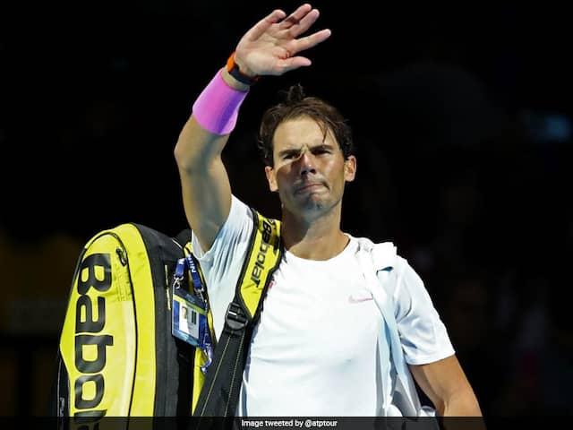 Rafael Nadal loses to Alexander Zverev in ATP Finals