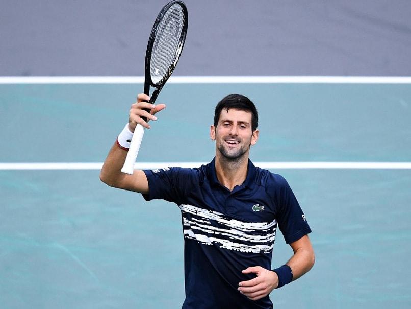 Watch: Novak Djokovic