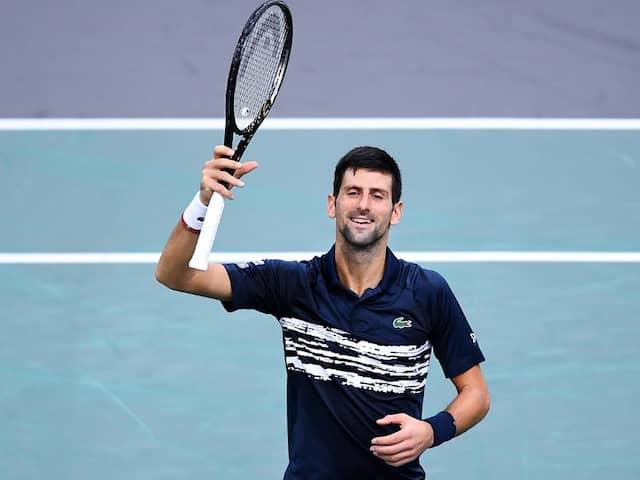 Watch: Novak Djokovics Pocket Trick With Ball Sends Fans Wild In Stadium