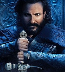 Saif Ali Khan's Icy Stare Will Pierce Your Soul In New 'Tanhaji' Poster