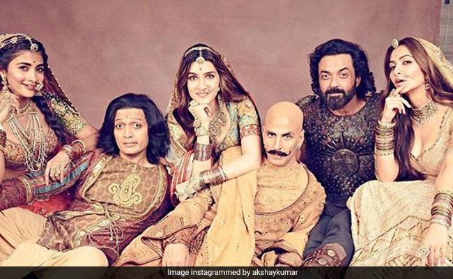 Housefull 4 Box Office Collection Day 12: अक्षय कुमार की फिल्म ने 12वें दिन भी मचाया धमाल, कमा डाले इतने करोड़
