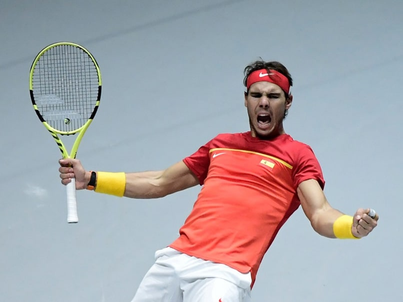 Rafael Nadal Powers Spain Into Davis Cup Semifinals, Novak Djokovic