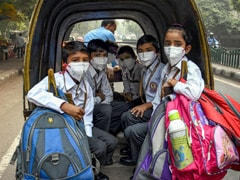 All Schools In Noida, Gurgaon, Ghaziabad, Faridabad To Remain Shut Till Tuesday