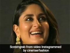 करीना कपूर से पूछा 'कपूर या खान', तो एक्ट्रेस ने दिया यूं चौंकाने वाला जवाब- Video Viral