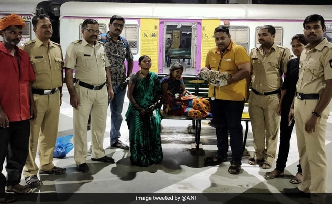 Woman Gives Birth At Mumbai Rail Station, 'One-Rupee Clinic' To Rescue Again