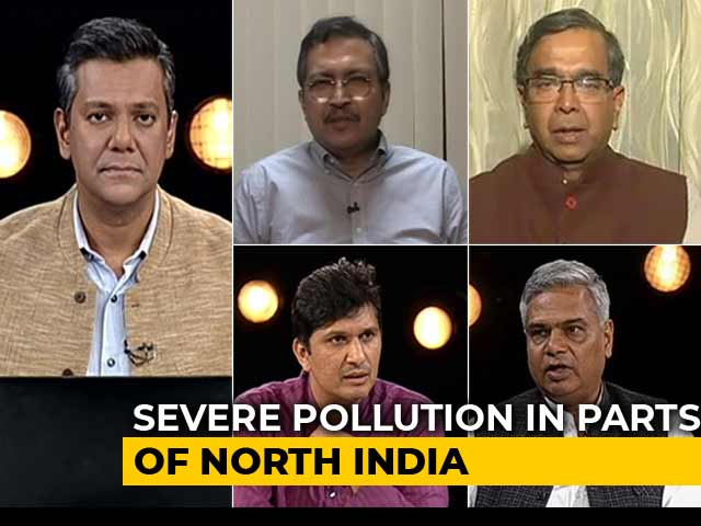 Video : Amid Increasing Air Pollution, Is Supreme Court Our Last Hope?