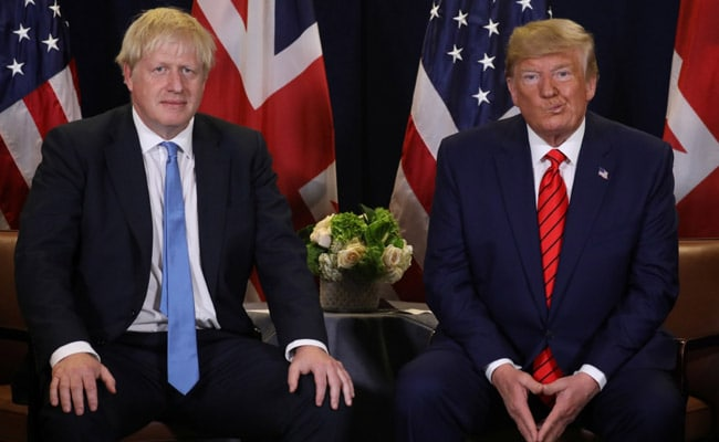Boris Johnson Urges Donald Trump To Lift Scotch Whisky Tariffs