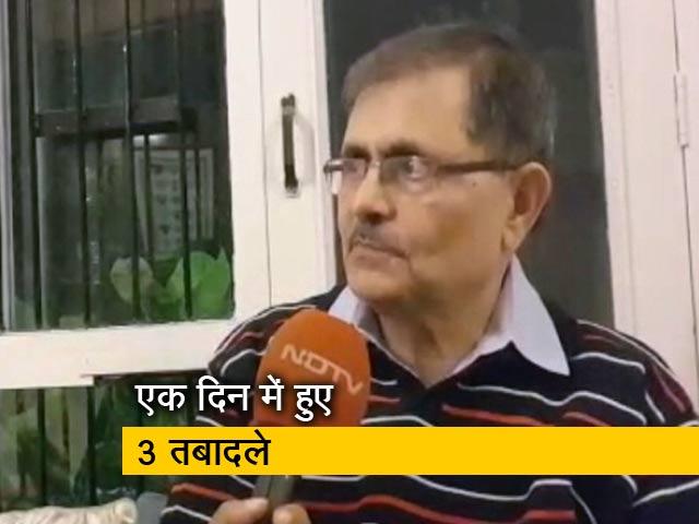 Videos : रवीश कुमार का प्राइम टाइम: प्रदीप कासनी का 34 साल की नौकरी में 71 बार तबादला हुआ