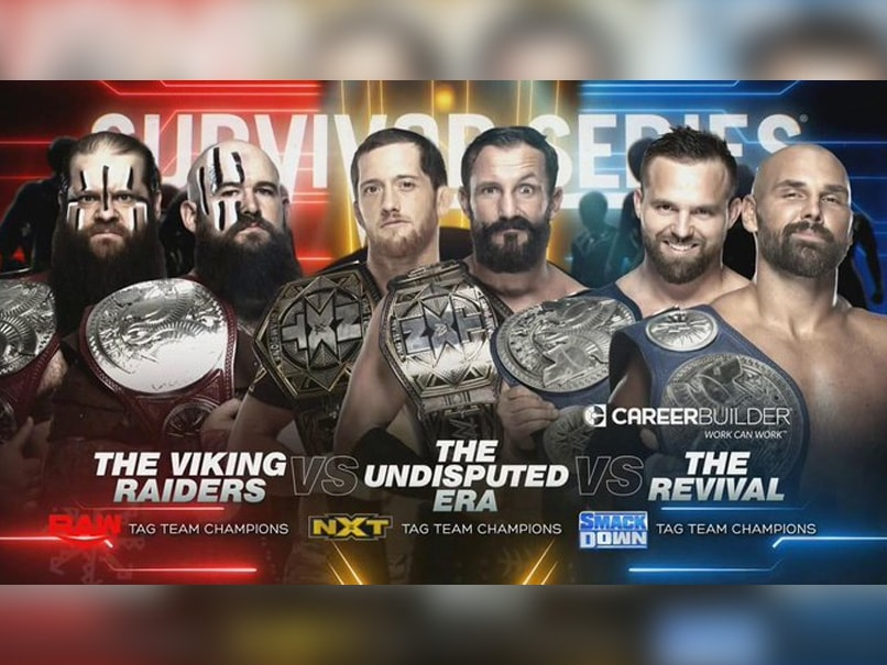 WWE: Because of this reason surviver series going to be more exciting