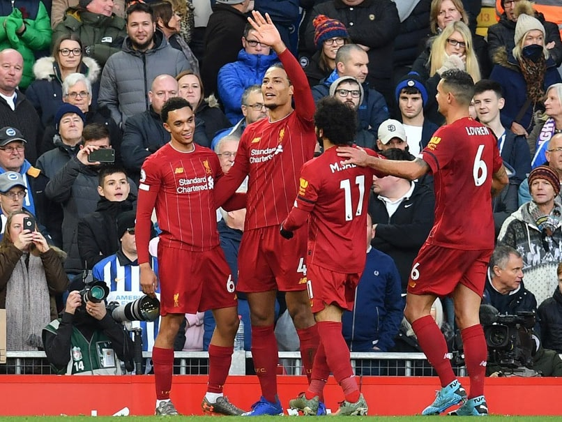 Liverpool Stretch Lead As Manchester City, Chelsea Stumble #Sportskeedi