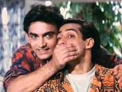रवीना टंडन का खुलासा, बोलीं- 'अंदाज अपना अपना' के सेट पर आमिर-सलमान एक दूसर से नहीं करते थे बात