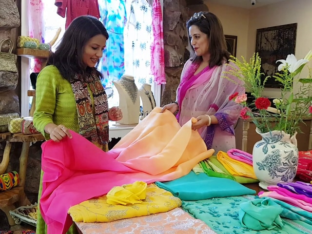 Video : Sponsored: Love Those Traditional Rajasthani Sarees? Know More About Them