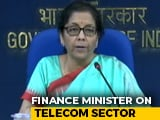 Video : In Major Relief For Telecoms, Government Defers Spectrum Payments
