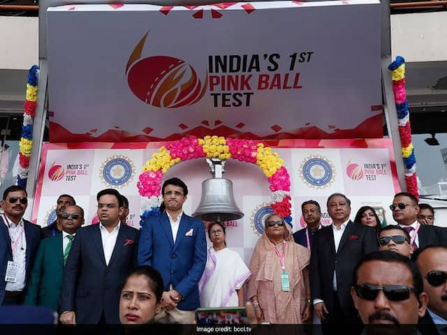 Day-Night Test: Michael Vaughan Congratulates  BCCI President Sourav Ganguly, Hopes India To Play Pink-Ball Tests In Australia: Sports News in Benagli