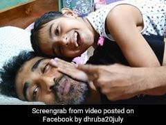 Viral Video: बच्ची ने अपने पापा के साथ गाया यह मशहूर गाना, लोगों ने कहा- ''आपने तो हमारा दिन बना दिया''