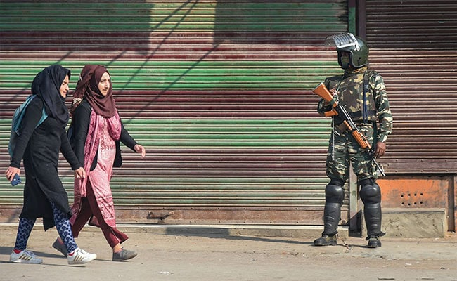 UK's Labour Party Steps In To Counter Anti-India Stance Over Kashmir